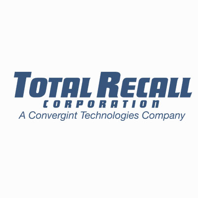 TOTAL RECALL CORP