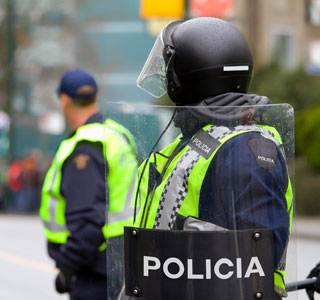Equipo Policías